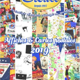 Catalogue papier 2019